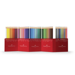 Confezione da 60 matite colorate Faber-Castell, , large