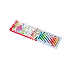 Evidenziatore STABILO swing cool Desk Set 18 Colori Assortiti 8 Neon + 10 Paste, , large