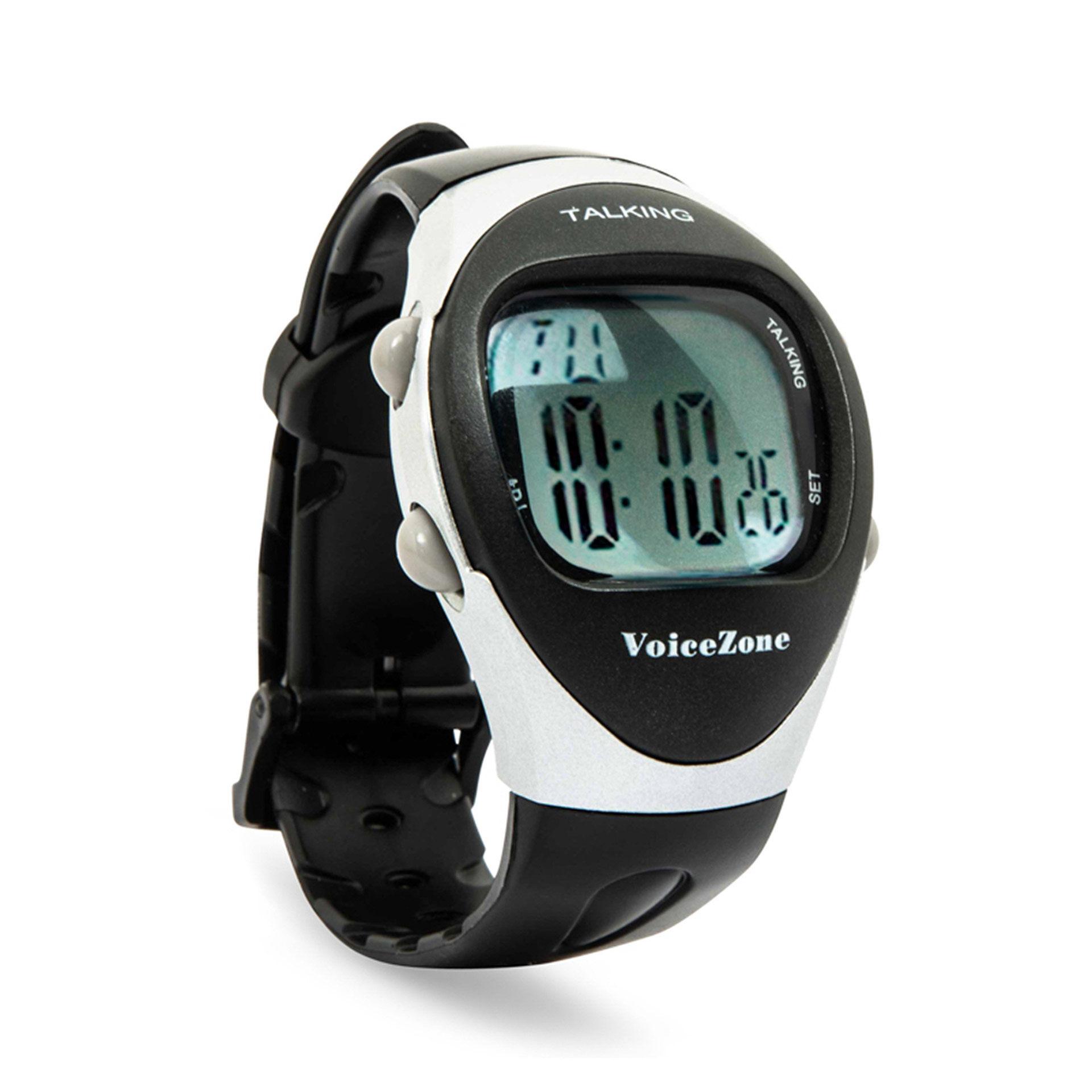 Montre-bracelet numérique parlante, , large