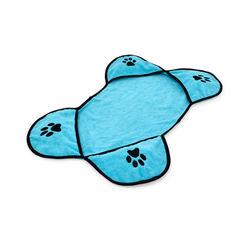 Asciugamano in microfibra per cani, , large
