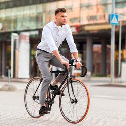 POWERBIKE supporto smartphone universale per bici ed e-scooter, , large