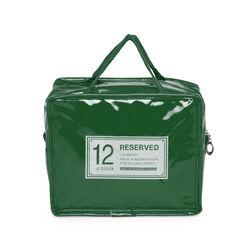 Borsa porta pranzo - colore verde, verde, large