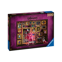 Ravensburger Puzzle 1000 pezzi - Villanous: Capt.Hook, , large