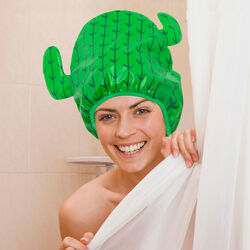Cuffia da doccia Cactus, , large