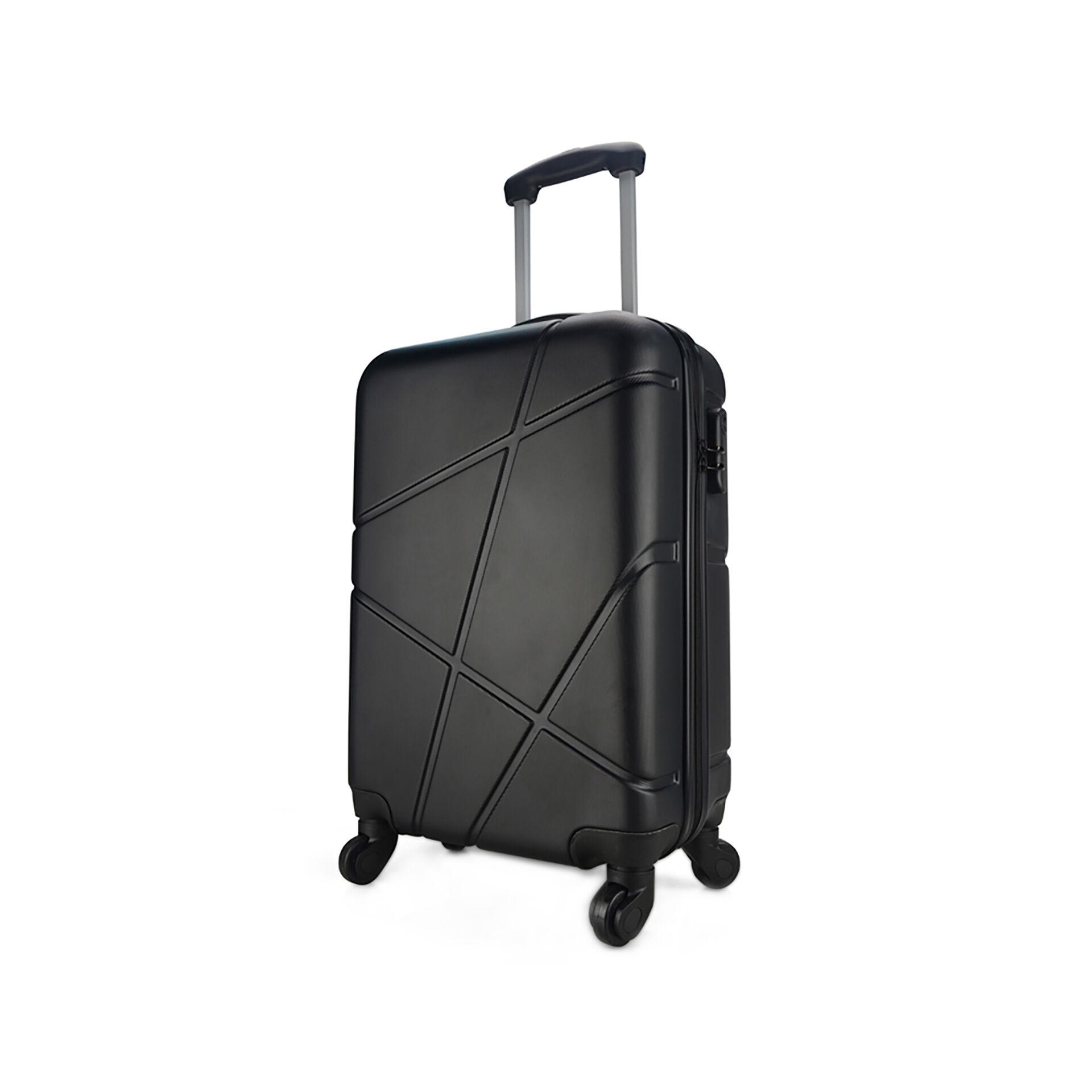 Valise à coque dure 55 x 40 x 20 cm, , large