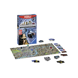 Ravensburger Gioco da viaggio 23416 - Scotland Yard Travel, , large