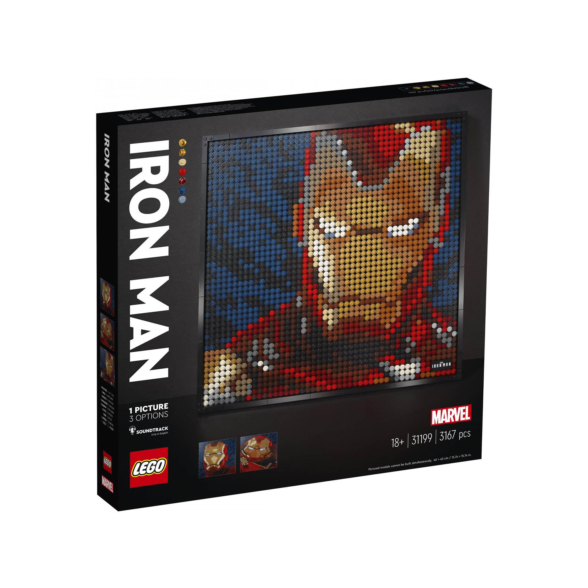 Iron Man de Marvel Studios 31199, , large