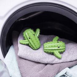 Palline cactus per asciugatrice, set di 2, , large