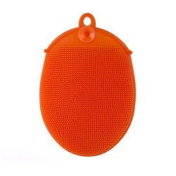 Guanto scrub in silicone, , large