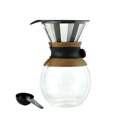 Pour Over Brew Glass, , large