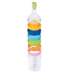 Bottiglia magica con 8 accessori cucina, , large