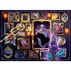 Ravensburger Puzzle 1000 pezzi - VILLAINOUS: URSULA, , large