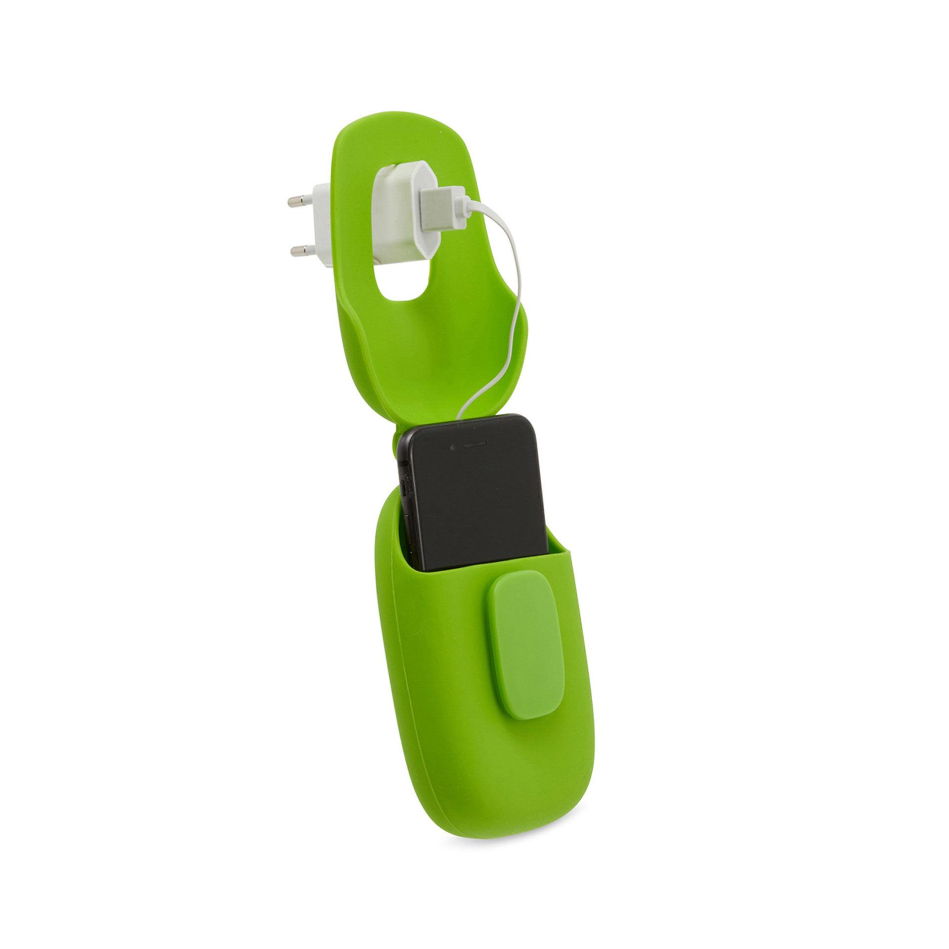 Support de chargeur de smartphones - vert, , large