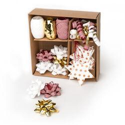 Set accessori per pacchi regalo, , large