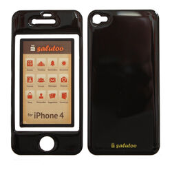Cover  Salutoo Skin per iPhone 4/4S, , large