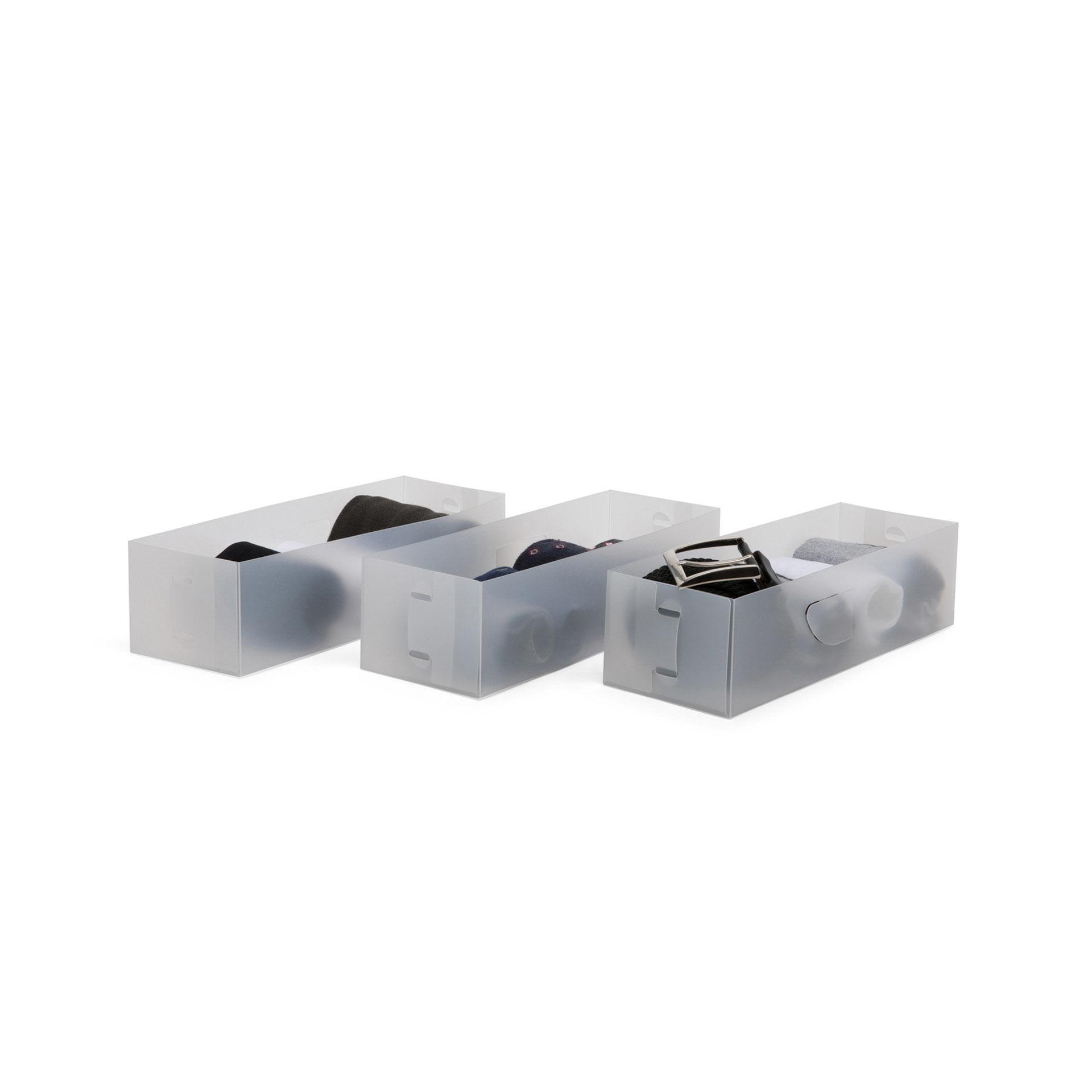 Organisateur de tiroir pour linge - Lot 3 pièces, , large