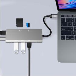 Adattatore USB-C multiporta, , large
