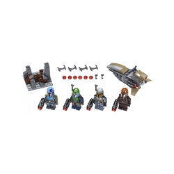 Battle Pack Mandalorian 75267, , large
