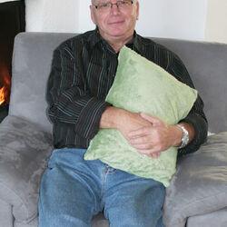 Scaldapiedi/cuscino 2 in 1, , large