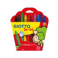 Giotto be-be Astuccio 12 Pastelloni a cera, , large