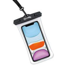 Custodia IPX8 per smartphone SplashBag Celly, , large