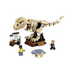 LEGO Jurassic World La Mostra del Fossile di Dinosauro T. Rex, Per Bambini dai 7 76940, , large