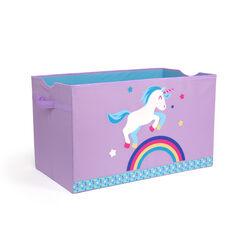 Contenitore porta giochi - Unicorno, , large