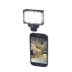 Pannellino 32 LED per smartphone, , large