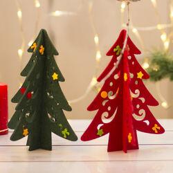 Albero di Natale in feltro, , large
