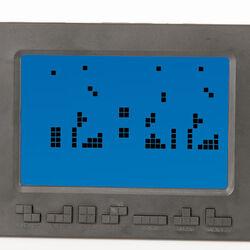 Orologio-sveglia Tetris, , large