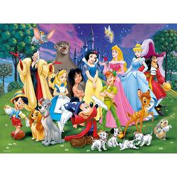 Ravensburger Puzzle 200 pezzi 12698 - I miei preferiti Disney, , large