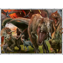 Ravensburger Puzzle 100 pezzi 10915 - Jurassic World, , large