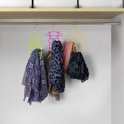 Gruccia per foulard a forma di vestito, , large