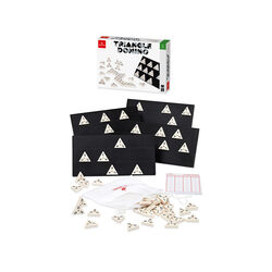 Dal Negro Triangle domino, , large
