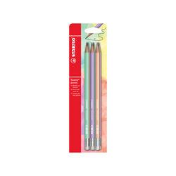 Matita in grafite - STABILO Swano pastel - Gradazione HB - Pack da 6, , large