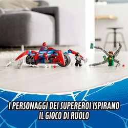 Spider-Man vs. Doc Ock 76148, , large