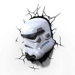 Lampada da parete Stormtrooper Star Wars, , large