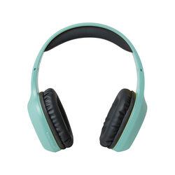 Cuffie stereo Bluetooth wireless linea Pantone - verde petrolio, verde, large