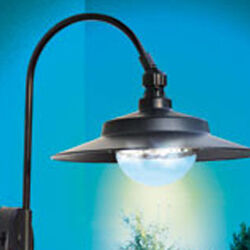 Lampione ad energia solare con sensore di movimento, , large