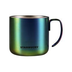 Mug Iridescent Blue, , large
