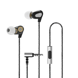 Auricolari stereo Celly Up800 - nere, nero, large