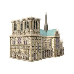 Ravensburger Puzzle 3D Building Maxi 12523 - Notre Dame, , large