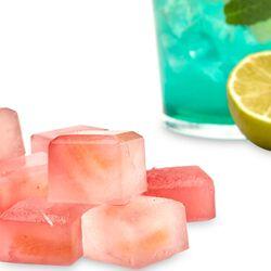 Stampo per 24 cubetti di ghiaccio con coperchio, , large