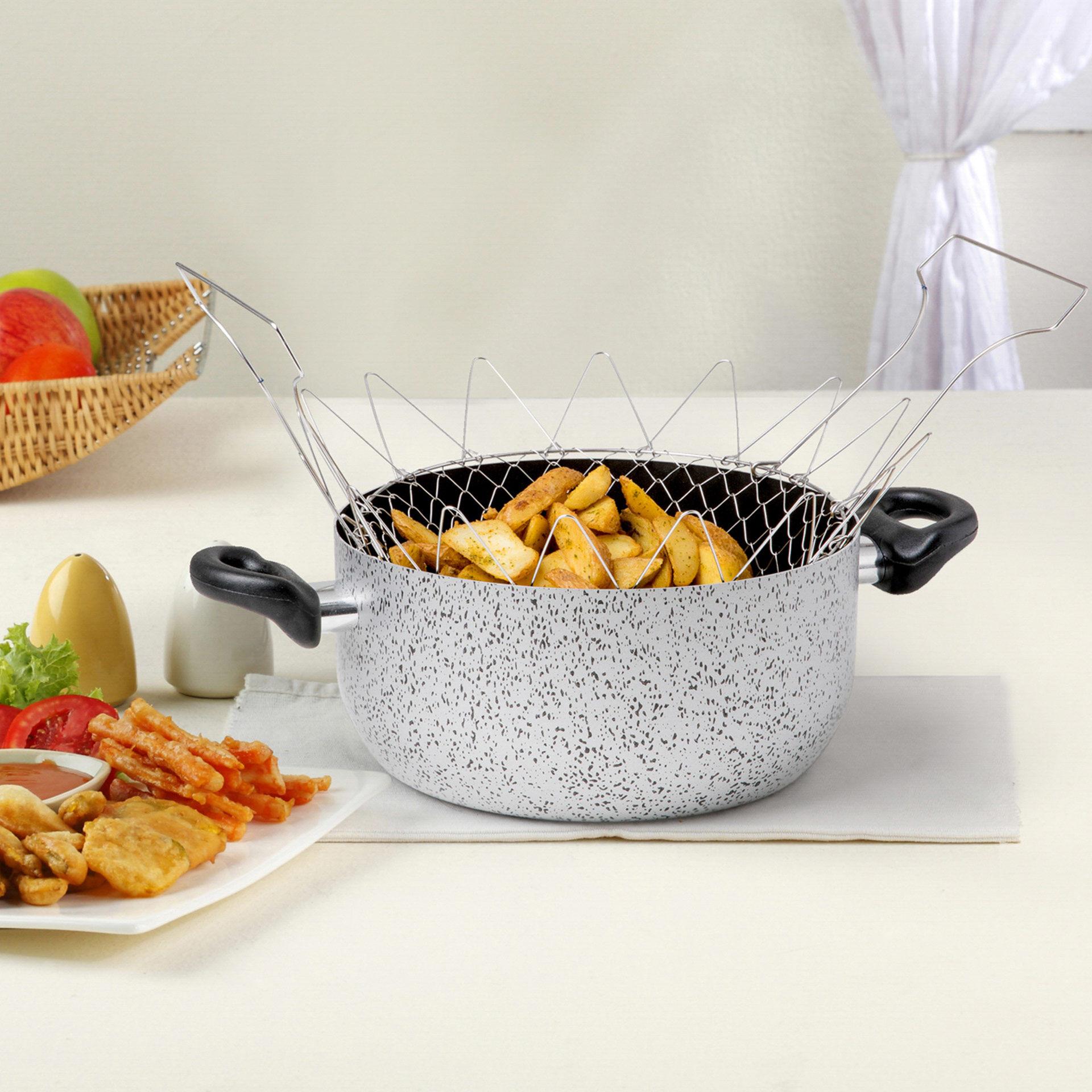 Panier de cuisine pliable multifonction, , large