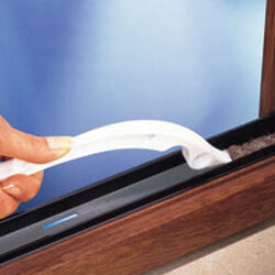 Spazzola pulisci fessure per finestre, , large