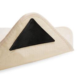 Set 8 angoli antiscivolo per tappeti, , large