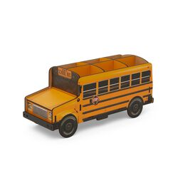 Portapenne scuolabus, , large