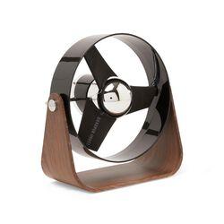 Ventilatore da scrivania USB - Ø 17 cm - The Sharper Image, , large