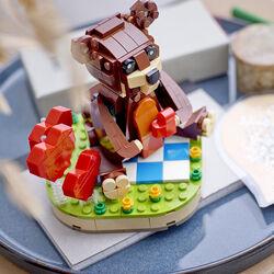 LEGO Merchandise Orso di San Valentino 40462, , large