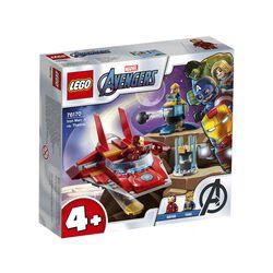 Iron Man vs. Thanos 76170, , large